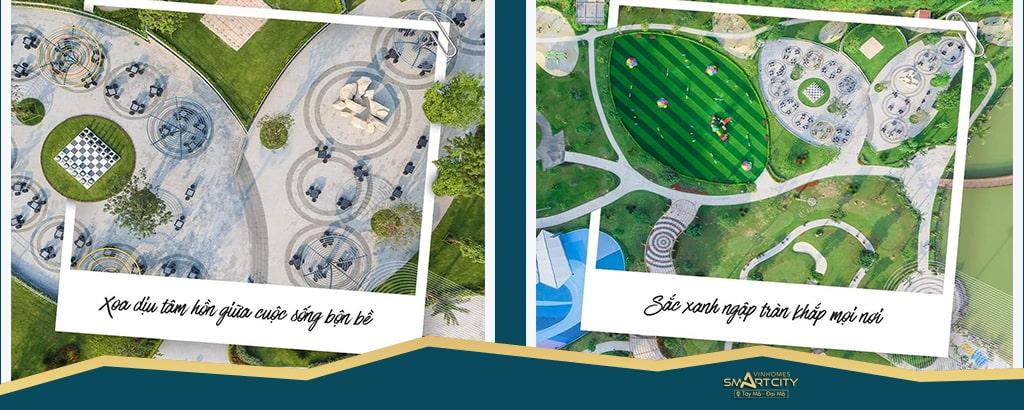 Dự án Vinhomes Smart City Tây Mỗ - Đại Mỗ