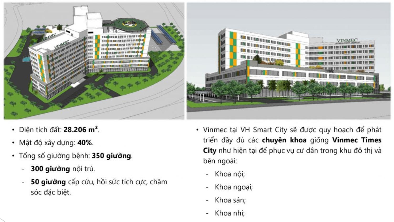 bệnh viện vinmec vinhomes smart city